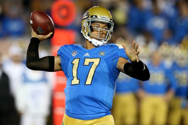 Sun Bowl: Pros and Cons of UCLA QB Brett Hundley Declaring for the NFL Draft