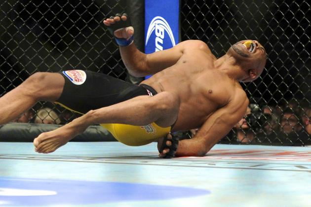 UFC 168 Medical Suspensions: Silva Tops List with Potential Six-Month Term