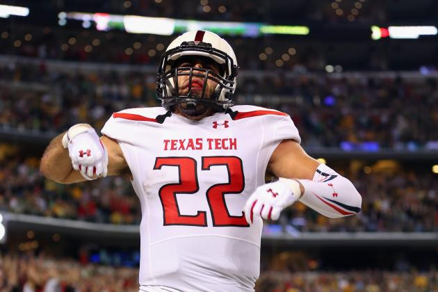 Arizona State vs. Texas Tech: Top NFL Prospects to Watch in Holiday Bowl