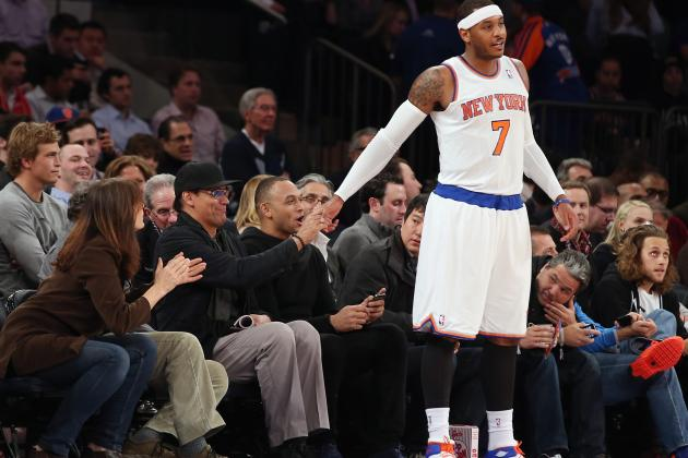 New York Knicks Must Consider Carmelo Anthony Trade and Full Roster Rebuild