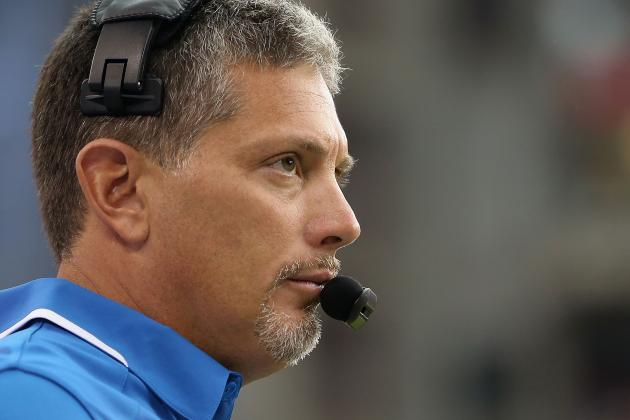 Detroit Lions: Jim Schwartz Took Team as Far as He Could