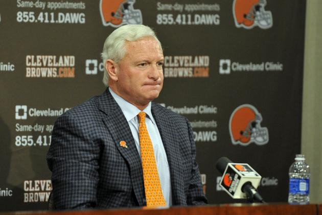 Browns Front Office Called 'Three Stooges' at Press Conference