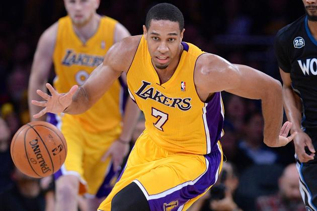 Xavier Henry Injury: Updates on Lakers Guard's Knee and Return