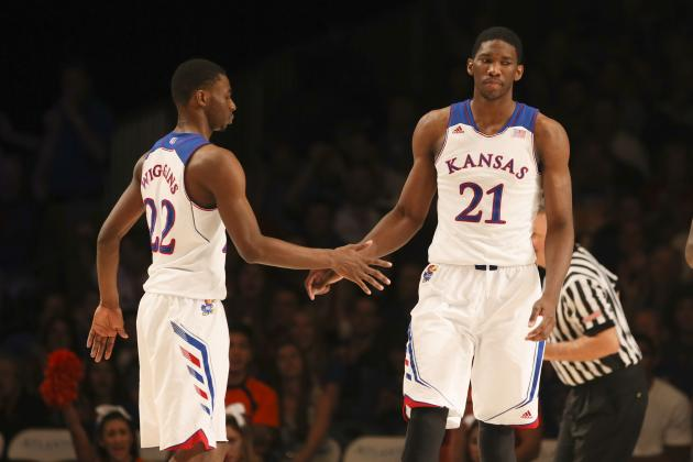 Kansas vs. Toledo Live Blog: Game Updates and Analysis of Top NBA Prospects