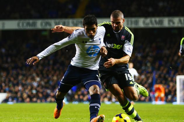 Paulinho Ruled out for a Month Following ANOTHER Charlie Adam Horror Tackle