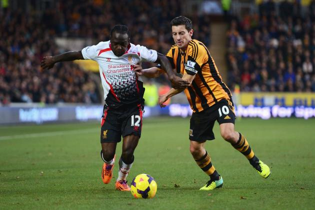Liverpool vs. Hull City: Date, Time, Live Stream, TV Info and Preview