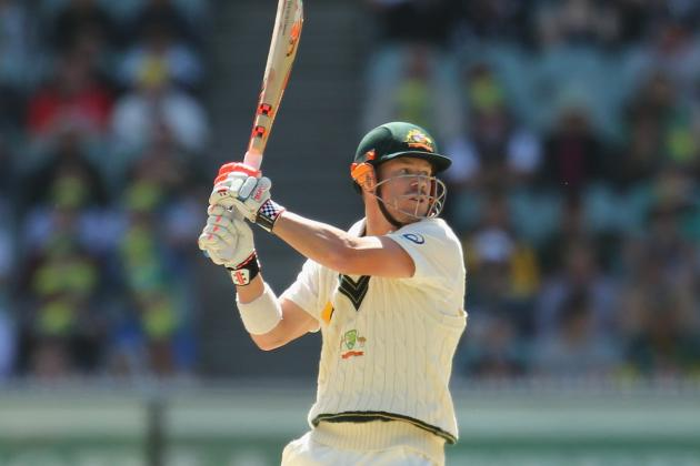 Warner Recalled to Australian 1-Day Squad