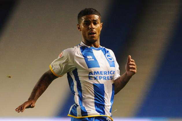 Poyet Targets Brighton's Liam Bridcutt and QPR's Shaun Wright-Phillips