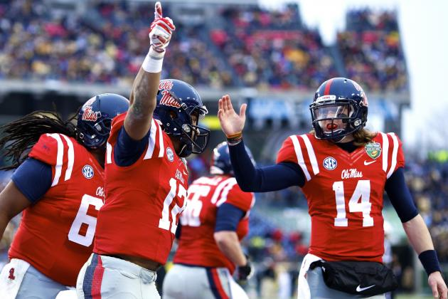 Music City Bowl: Ole Miss Proves It Is Ready to Make a Run at SEC West