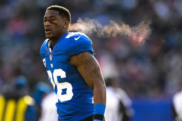 Antrel Rolle Open to a Contract Extension with the Giants