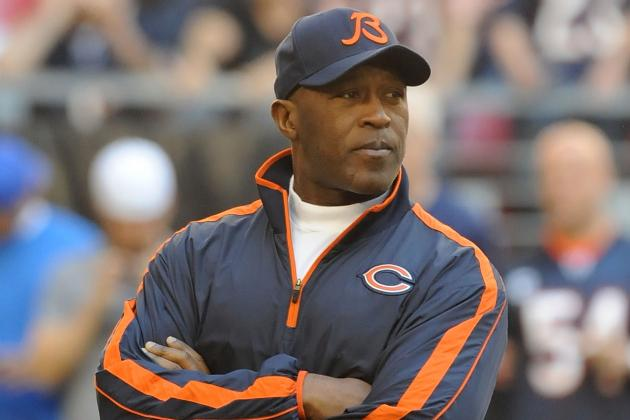 Lovie Smith Is a Candidate for Redskins' Coaching Vacancy