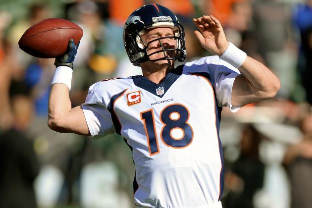 Peyton Manning's Single-Season Passing Yards Record Stands After NFL Review