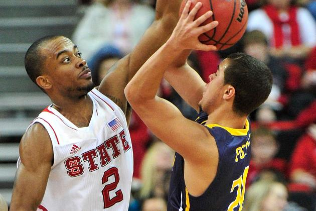NC State Holds on for 68-64 Win at UNC Greensboro