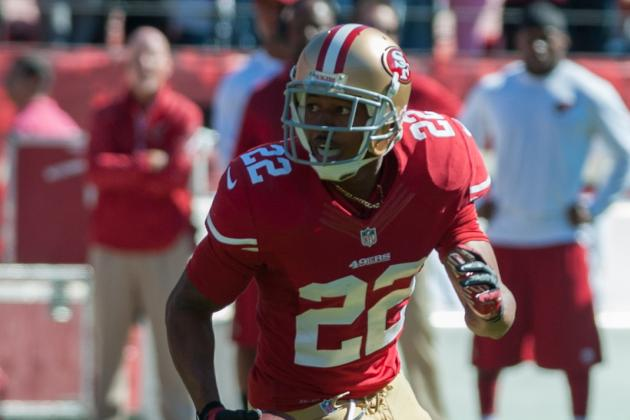 49ers Sign CB Cox; Rogers Set for MRI