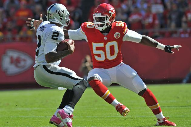 Can Justin Houston's Return Fuel Kansas City Chiefs Defense in Playoffs?