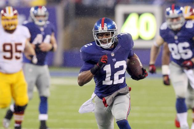 Jerrel Jernigan Emerges as New York Giants' Bright Spot in Dismal 2013 Season