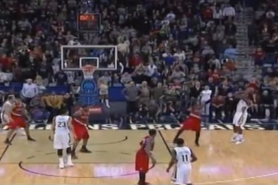 Damian Lillard Hits Game-Tying 3, Tyreke Evans Responds with Game-Winning Jumper