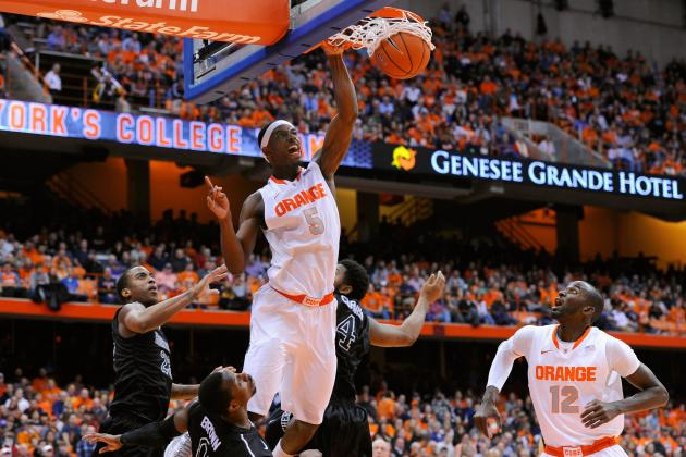 Syracuse Basketball: Why No Lead Is Safe Against the Orange in 2013-14