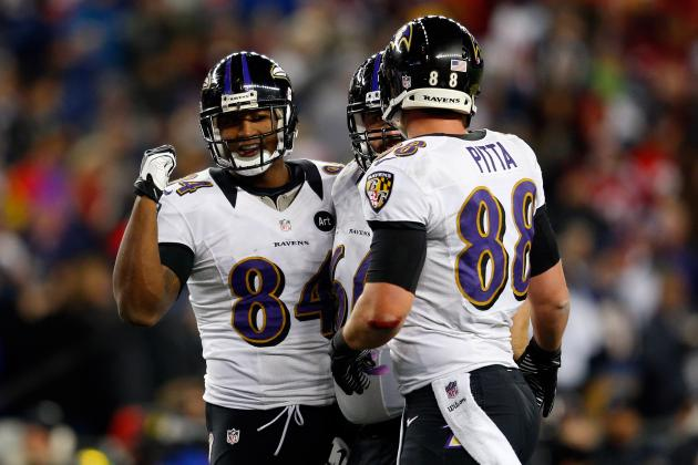 Dickson Lobbies for the Ravens to Keep Pitta