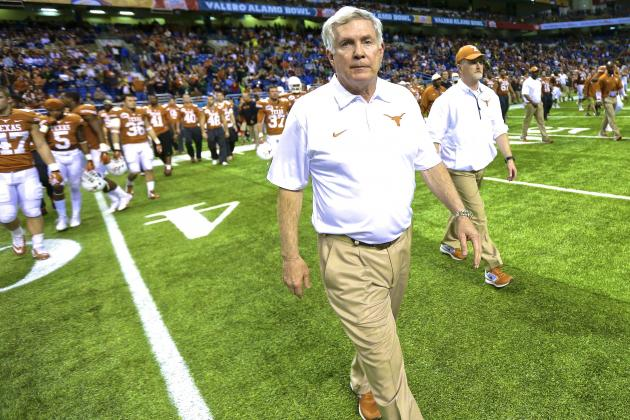 Alamo Bowl 2013: Mack Brown Should Be Celebrated, but Change Was Necessary