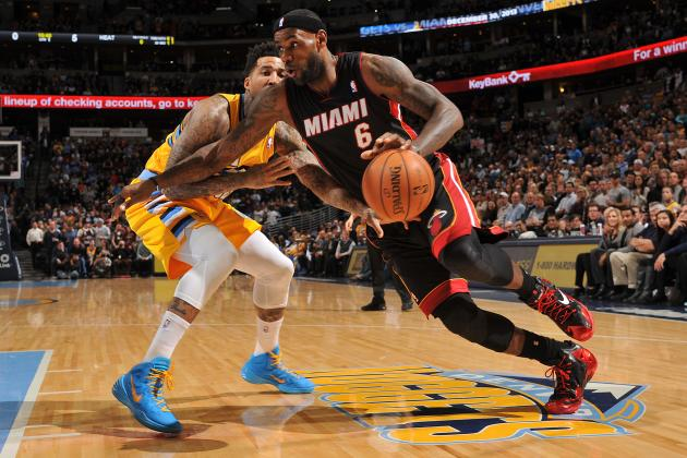 Miami Heat vs. Denver Nuggets: Grading Miami's Performance