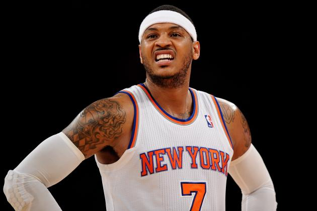 Which Injury Has Hurt NY Knicks the Most This Year?