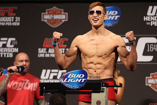 UFC Fight Night 34: Who Is Hyun Gyu Lim?