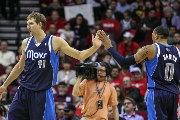 Dirk Nowitzki: Matrix Was 'Phenomenal'