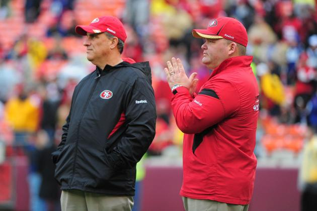 San Francisco 49ers: Will Greg Roman Finally Earn a Head Coaching Job?