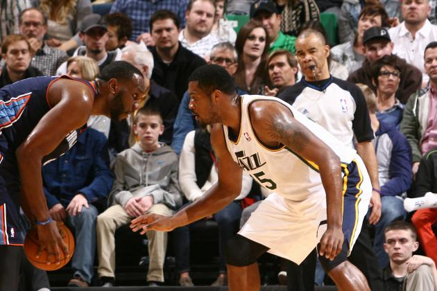 Jazz Notes: Derrick Favors Makes Strides in Avoiding Foul Trouble