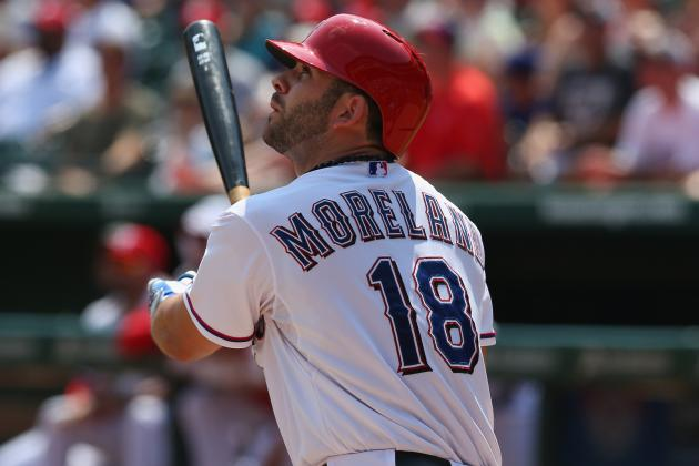 Texas Rangers Shouldn't Add Any More Major Offense: Keep Economic Mitch Moreland