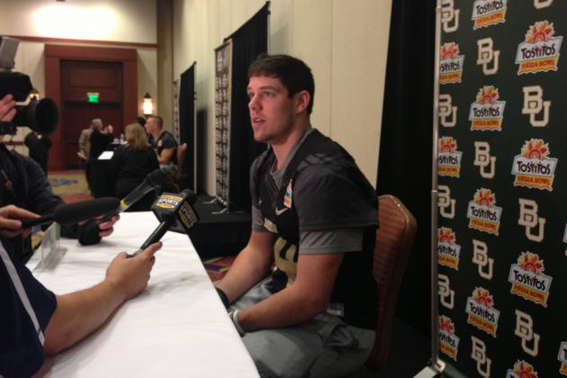 Fiesta Bowl 2014: Baylor Won't Overlook UCF Defense
