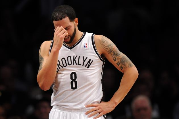 Deron Williams Deserves Major Blame for Brooklyn Nets' Disastrous Season