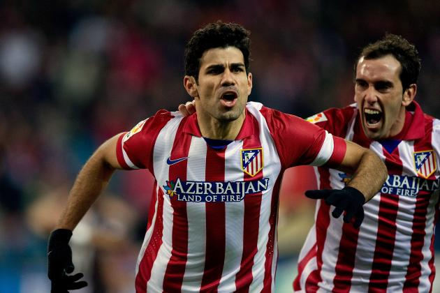 Arsenal Transfer News: Why Gunners Must Continue to Pursue Diego Costa