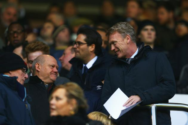 Manchester United Transfer News: Star Players David Moyes Must Target