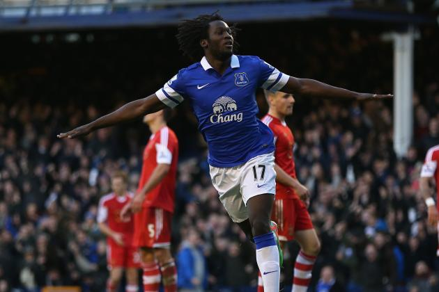 Romelu Lukaku Says Everton Are Not Far off Chelsea and Can Win Premier League