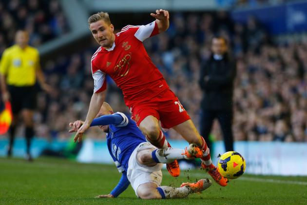 Chelsea and Man Utd Are Wasting Their Time: Saints' Luke Shaw Is Going Nowhere