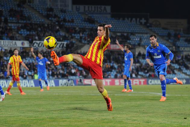 Liverpool Transfer News: Cristian Tello Next Step in Rodgers' Plan