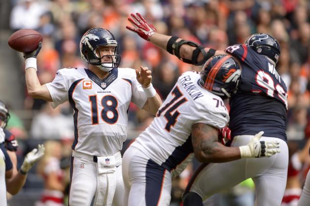 Peyton Manning Named 2013-14 AP Offensive Player of the Year