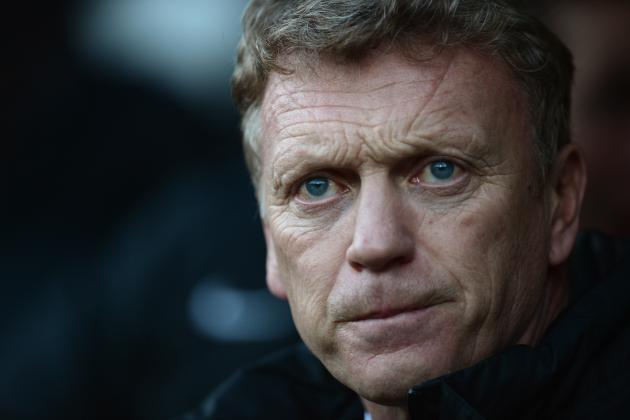 David Moyes' Decision-Making Is Paying off for Manchester United