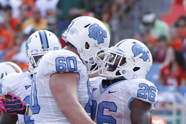 Tar Heels Lose Starting Lineman to the NFL