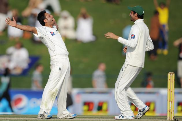 Pakistan vs. Sri Lanka, 1st Test: Day 1 Scorecard and Report from Abu Dhabi