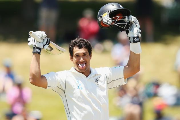 Ross Taylor: World Cricket's Batsman of the Month, December 2013