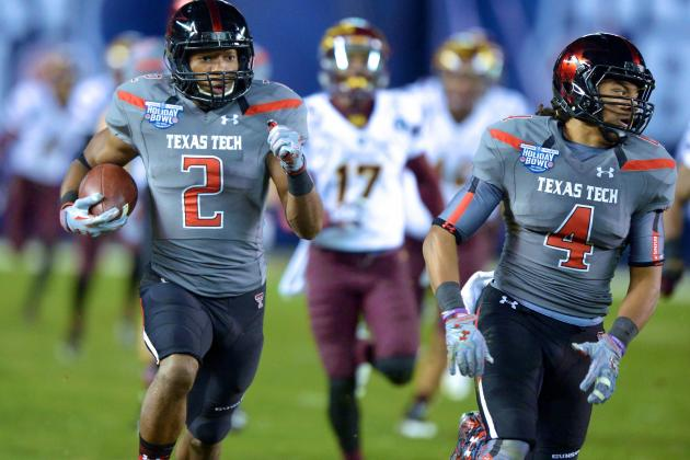 Arizona State vs. Texas Tech: Score, Grades and Analysis from 2013 Holiday Bowl