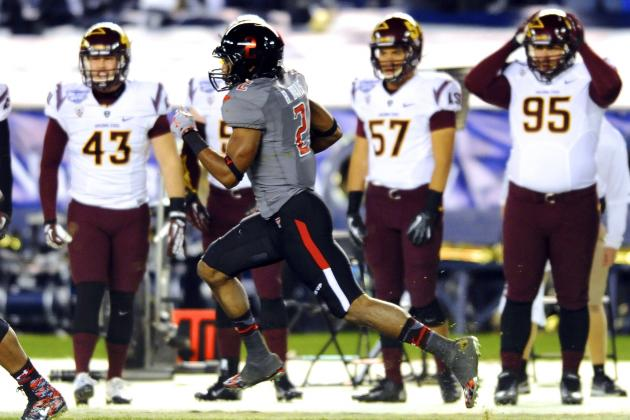Arizona State's Uninspired Holiday Bowl Performance a Black Eye for Pac-12
