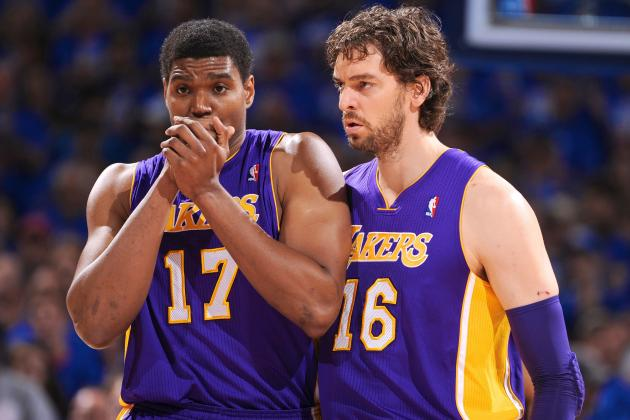 Lakers Trade Rumors: Pau Gasol, Andrew Bynum Package Reportedly Discussed