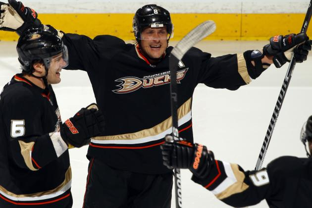 Is It Too Early to Call the Anaheim Ducks Stanley Cup Favorites?