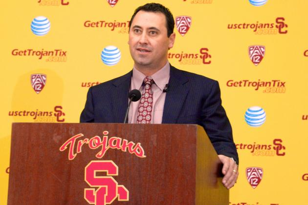 USC Football: Steve Sarkisian's Staff Is Finally Taking Shape