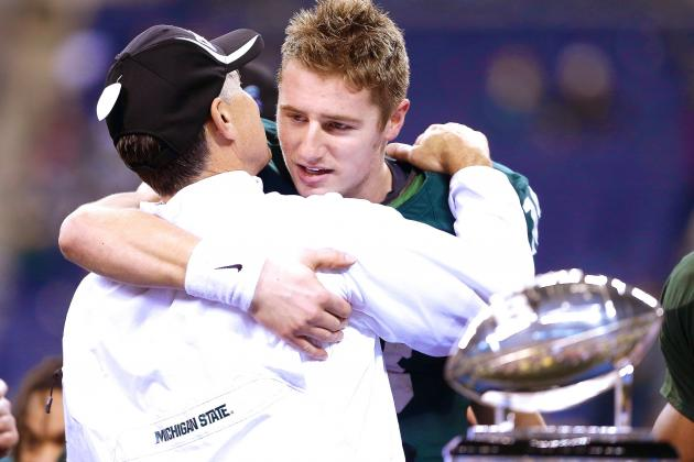 Connor Cook's Journey from the Bench to the Rose Bowl