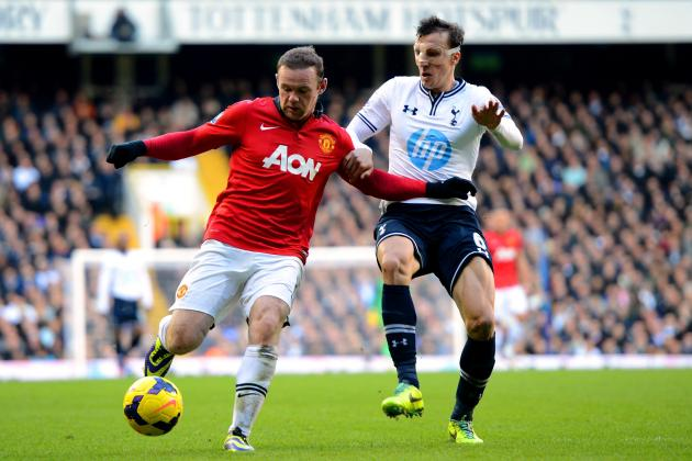 Manchester United vs. Tottenham: Betting Odds, Prediction, Match Preview